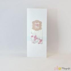 Faire-part Confettis