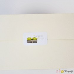 Etiquettes enveloppe