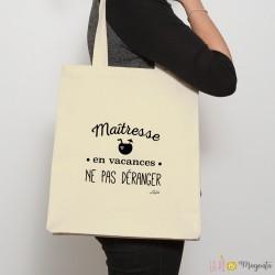 Sac shopping Maîtresse