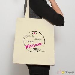 Sac shopping Marraine extra