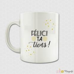 Mug - Félicitations