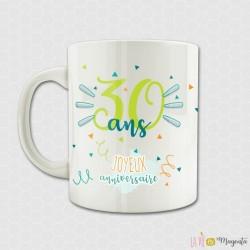 Mug - 30 ans