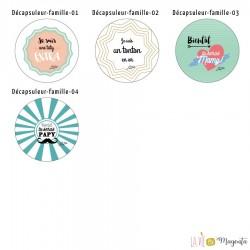 Décapsuleurs famille