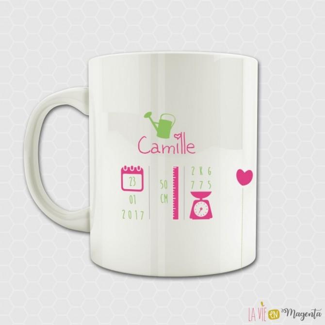Mug - naissance