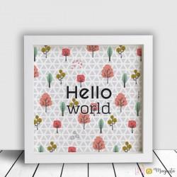 Cadre Hello world