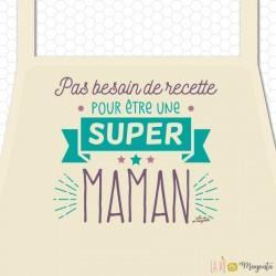 Tablier - Super maman