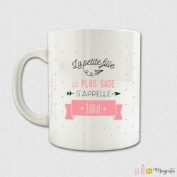 Mug - Petite fille la plus sage