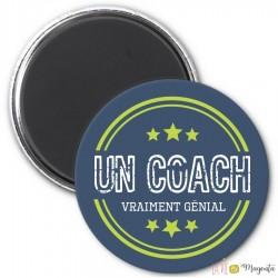 Magnet coach vraiment génial