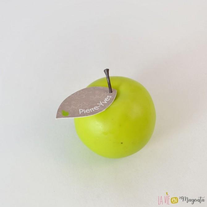 Marque-Place  -  Pomme