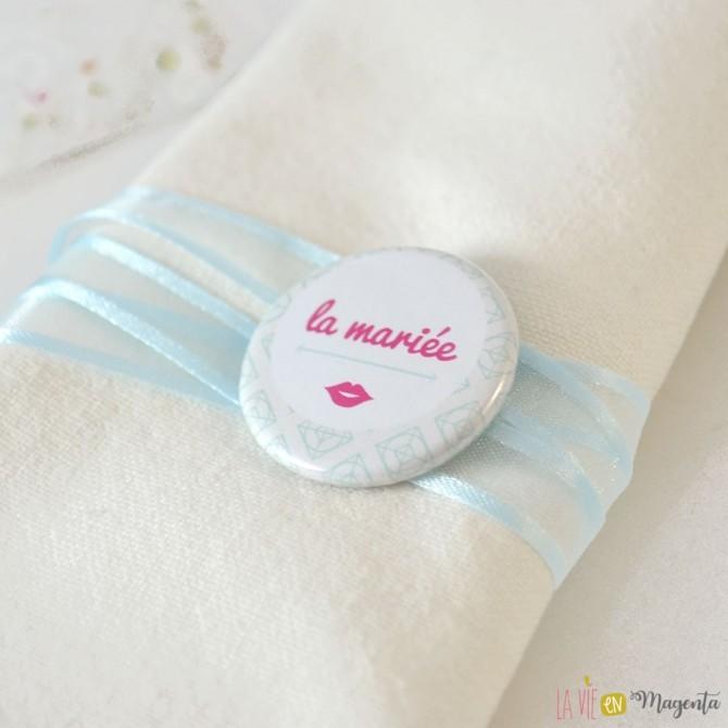 Marque-Place  -  Confettis