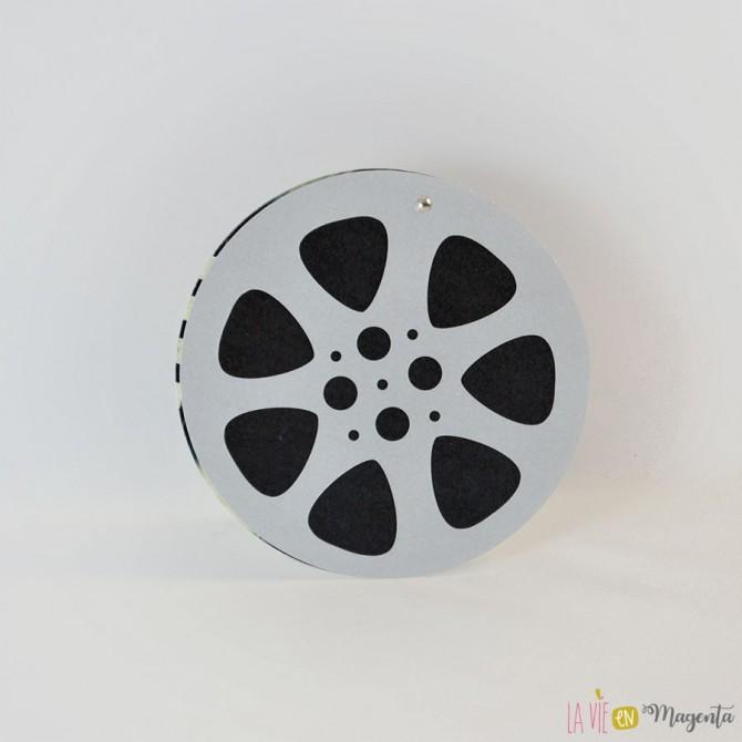 Faire-part Cinéma