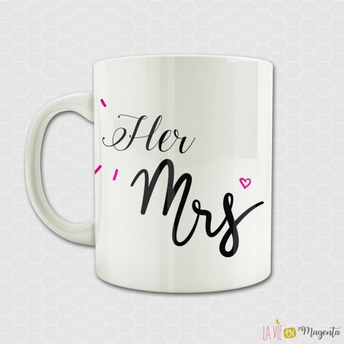 Mug His Mr