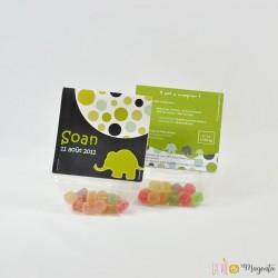Faire-part Elephant & co