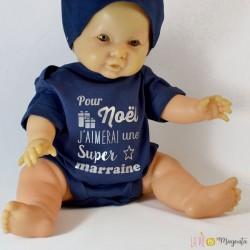 Body Super marraine-Noel