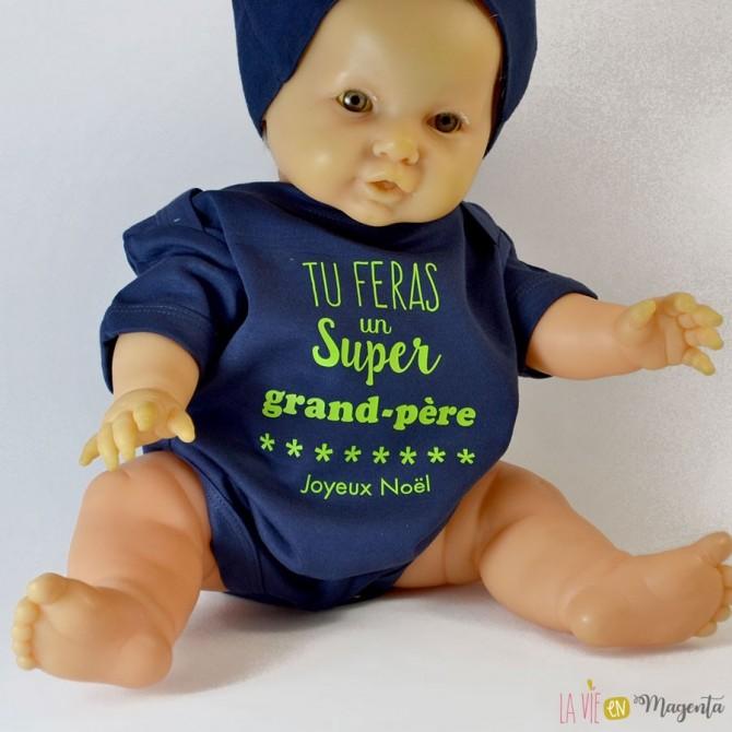 Body Super grand-père-Noël