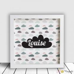 Cadre petit nuage