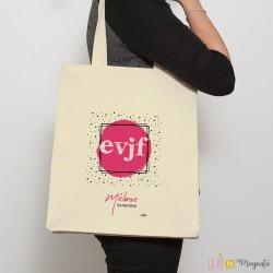 Sac shopping EVJF Prénom/date