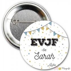 Badge EVJF de...