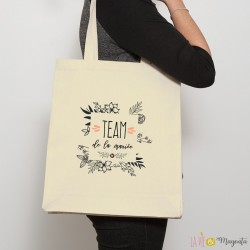 Sac shopping Team de la mariée