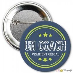 Badge coach vraiment génial
