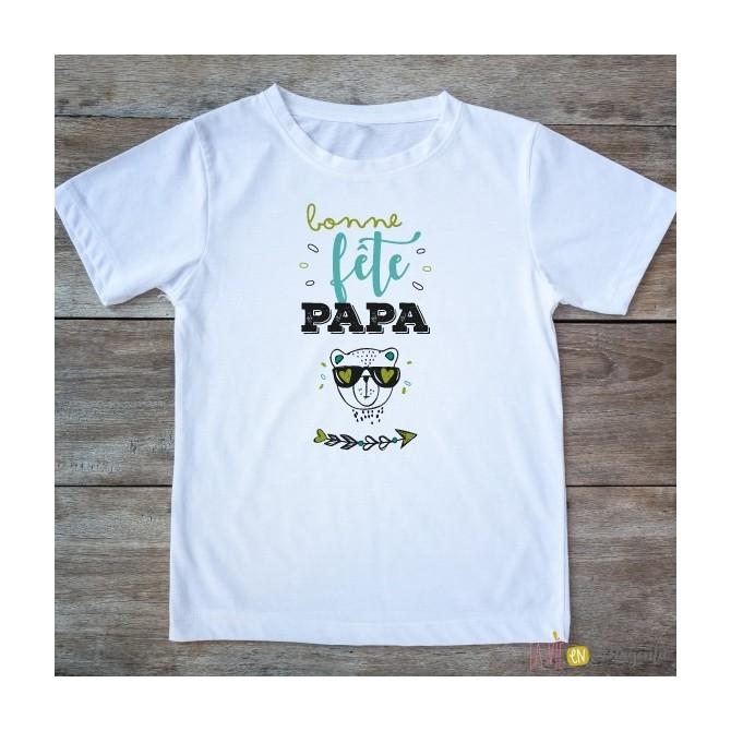 T-shirt Grand frère 2/4 ans
