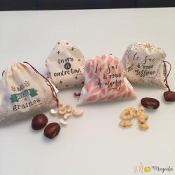 Pack de 3 sacs à vrac - Le sac à vrac de mamy