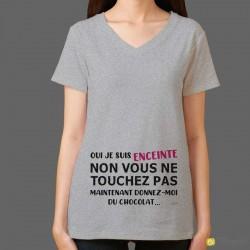 T-shirt Touche pas