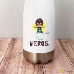 Bouteille isotherme Petit héros