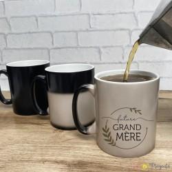 Mug magique - Future grand-mère