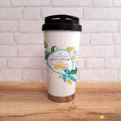 Mug - Café à emporter - week-end