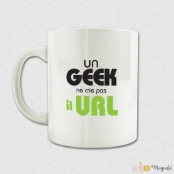 Mug - Un gek ne crie pas, il URL