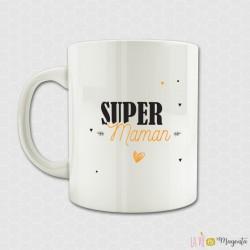 Mug - Basket super maman