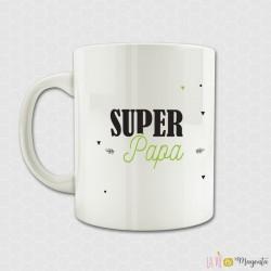 Mug - Foot Super papa