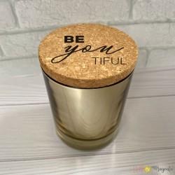 Bougie parfumée Be you tifull 8cm